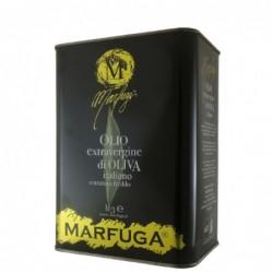 Extra Virgin Olive Oil Evo - Marfuga - 3l