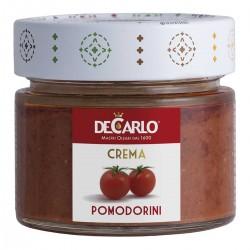 Cherry Tomato Bruschetta - De Carlo - 130gr