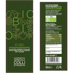 Extra Virgin Olive Oil Io Bio - Colli Etruschi - 500ml
