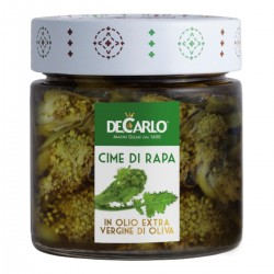 Turnip Tops or Rapini - De Carlo - 200gr