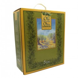 Extra Virgin Olive Oil Italico Bag in Box - Agraria Riva del Garda - 5l