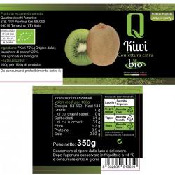 Kiwi jam - Quattrociocchi - 350gr