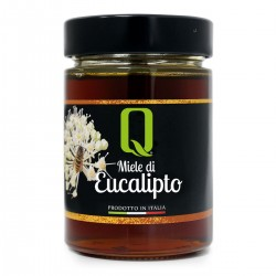Eucalyptus Honey - Quattrociocchi - 400gr