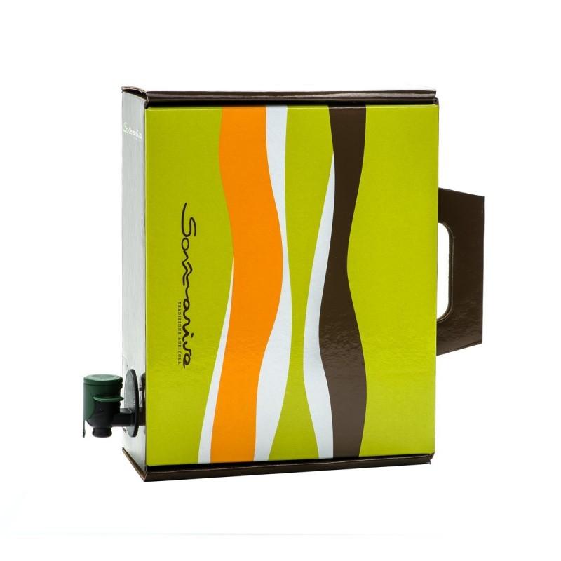 Extra Virgin Olive Oil Cru Muela Bag in box - Sommariva - 2l