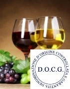 DOC wines and DOCG wines