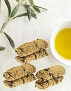 Biscuits with Extra Virgin Olive Oil